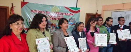 "Acreditación Del Refugio ""Sartasim Kullakita"""