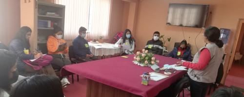 Líderes Adolescentes contra la trata de personas retoman actividades de manera presencial con apoyo de la Fundación