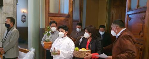 Experiencia pastoral en el Colegio Inglés Católico en tiempos de pandemia