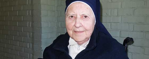 Testimonio Hermana Ana María Martín Fruto