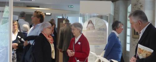 La inauguración del nuevo Museo del Buen Pastor en la Casa Madre