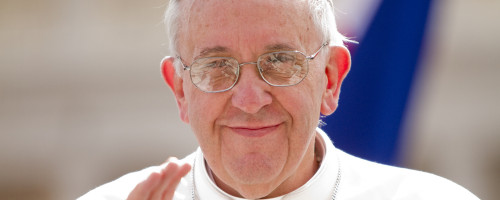 Preparación a la venida del Papa Francisco.