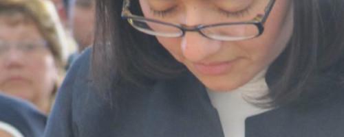 Reconocimiento a la Fundación Levantate Mujer. El Alto, Bolivia.