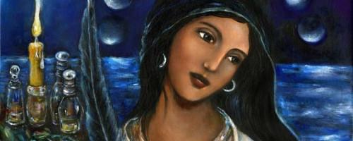 """Jesús le dijo: """"¡María!"""". Ella lo reconoció y le dijo en hebreo: """"¡Raboní!"""", es decir """"¡Maestro!"""""""