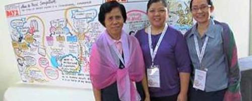 La metáfora del Buen Pastor,Modelo de liderazgo de Amistad/Alianza por Hna. Rekha Chenattu