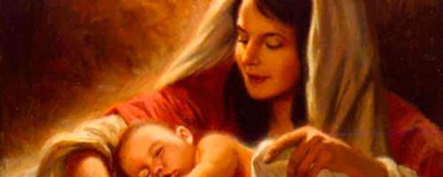 """""""Mi espíritu se estremece de alegría en Dios, mi salvador"""""""