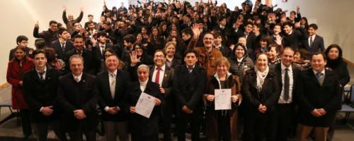 Estudiantes y sus familias dejarán de pagar en Colegio Santa Eufrasia en 2018