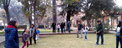 Grupo Metodista realiza retiro en el Centro de Espiritualidad Provincial.