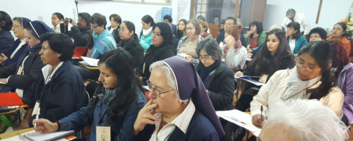 Seminario de Justicia, Paz y Ecología