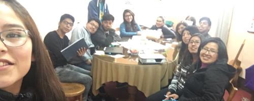 Juventudes Misioneras Eufrasianas 2018