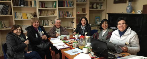 Reunión del Equipo de compañamiento del Plan Provincial.