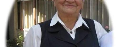 Encuentro con el Padre de Hna. María Edelmira Quiróz Arango