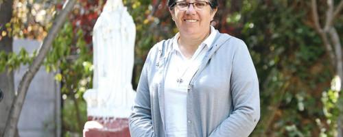 Hna. Nelly León Correa es nombrada Delegada Episcopal para la Pastoral
