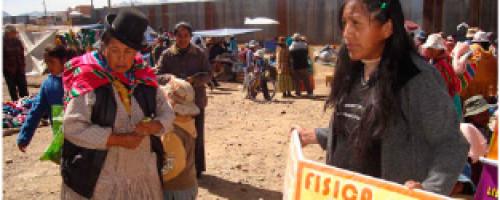 En Bolivia se debate la Ley contra la discriminación, la xenofobia y el racismo.