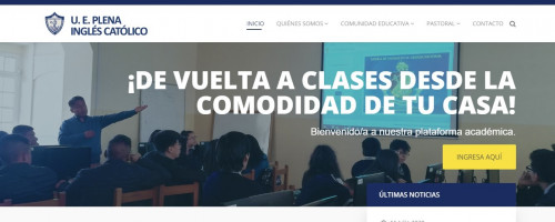 Educación en línea: la nueva plataforma académica del CIC