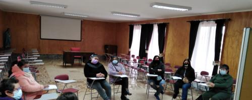 Acompañamiento del Proyecto Chalice y Valparaíso