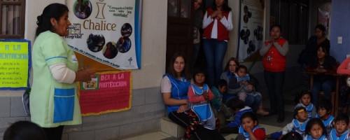 Bienvenidos y bienvenidas al programa Niño, Niña y Adolescentes.