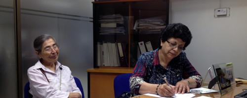 Importante convenio entre FONASA y la Misión en Antofagasta