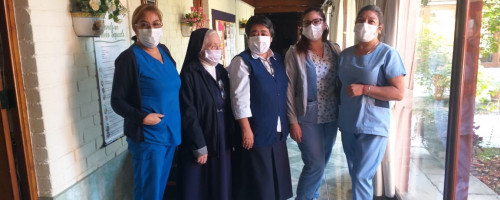Un compromiso para la prevención del COVID-19 desde la Congregación de Nuestra Señora de la Caridad del Buen Pastor