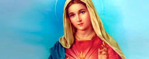 8 de febrero: Día del Corazón de María