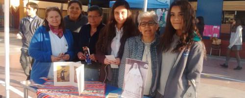 Participación en ExpoCarisma de la Fundación Juan Piamarta.