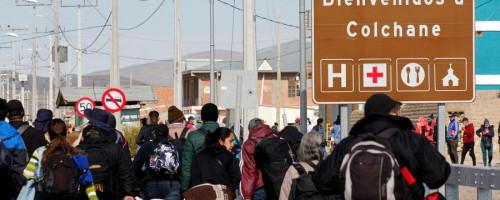 Comunidad en Iquique acoge a mujeres y niñas/os migrantes