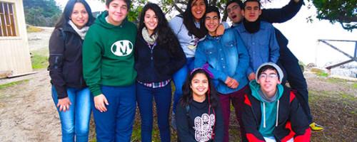 """1º Campamento de invierno """"Al estilo del Buen Pastor"""""""