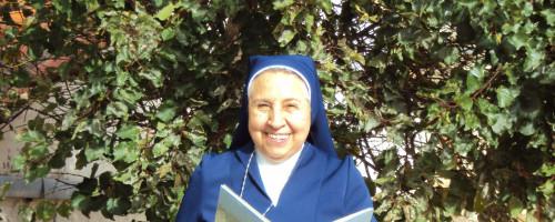 Testimonio hermana Raquel Cabero