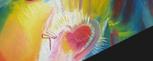 Invitación a retiro online del Sagrado Corazón