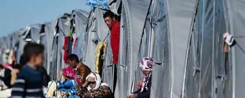 Con la esperanza en la oración religiosas arriesgan sus vidas para servir a refugiados Sirios