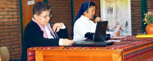 Mensaje al Capítulo Provincial Bolivia-Chile