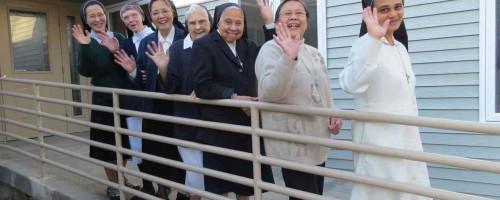 Hermanas del Buen Pastor Contemplativas.