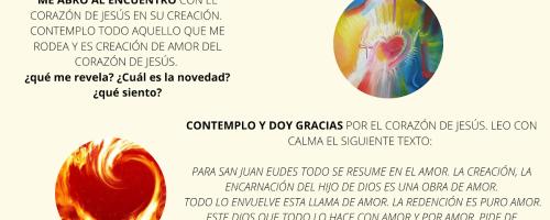 20 de octubre: Fiesta del Divino Corazón de Jesús