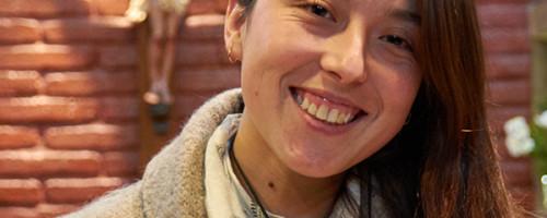 Eucaristía de ingreso pre noviciado de Allison Carvajal Arias.