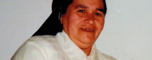 BODAS DE DIAMANTE DE HERMANA RAQUEL BENÍTEZ