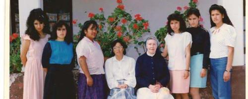 Testimonio hermana Consuelo Mucientes Céspedes