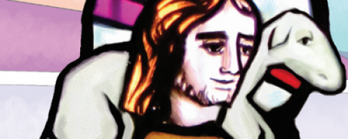 "Jesús, el Buen Pastor ""se la juega"" por mi."