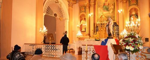 Memoria festiva y agradecida de la fundación del Buen Pastor en San Felipe