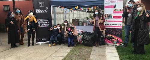 Cierre Exitoso de Campaña Humanitaria Misión Talca de la Fundación Madre Josefa