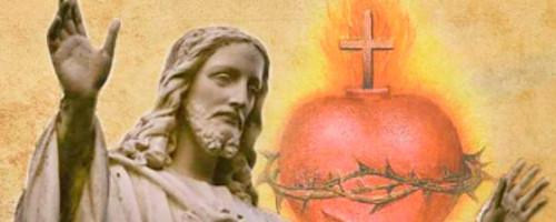 Corazón de Cristo, hoguera ardiente de caridad