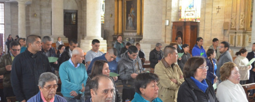 "Con Eucaristía Centro Residencial de Tratamiento ""San Paulino de Nola"" celebró primer aniversario"
