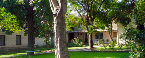 El Centro de Espiritualidad del Buen Pastor en San Felipe y sus servicios para Retiros Espirituales