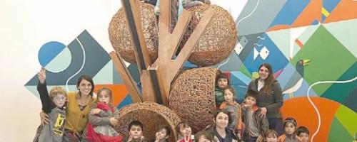 Biblioteca Buen Pastor se consolida como espacio de la lectura inclusiva