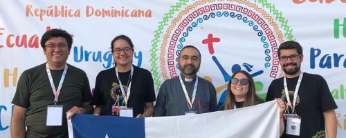 Hermana de la Provincia participa en el XX Encuentro Latinoamericano de Pastoral Juvenil