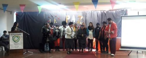 Reconocimiento a Fundación Madre Josefa/Talca.