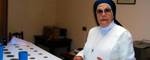 Testimonio  Hermana Marina Vargas