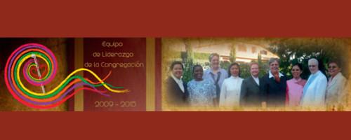 Saludo navideño del Equipo de Liderazgo de la Congregación