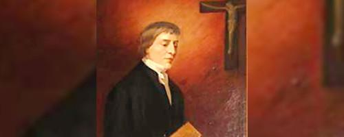 El Conde de Neuville primer Laico del Buen Pastor.