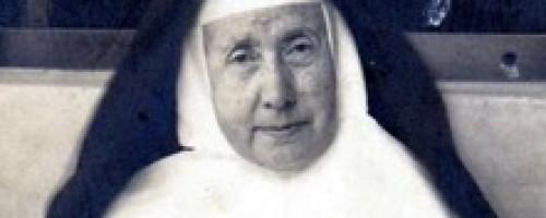 María de San Agustín Fernández, una gran mujer