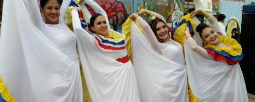 Un carnaval solidario para Venezuela.